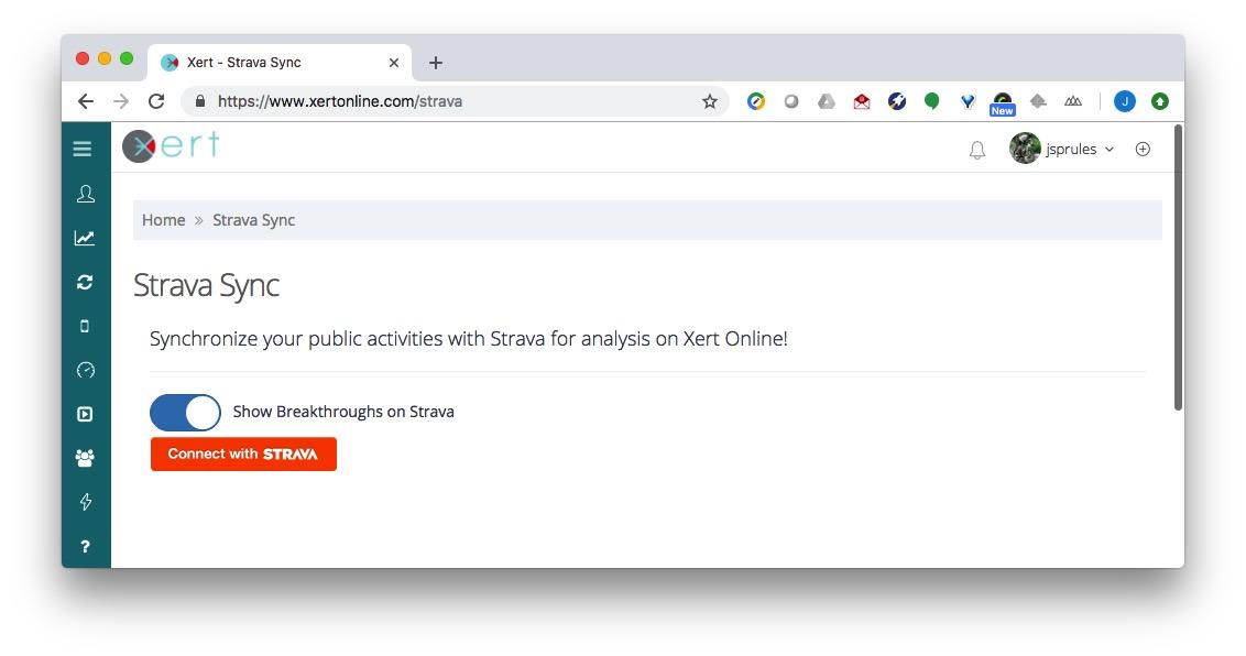 Adding & Syncing Activities – Xert