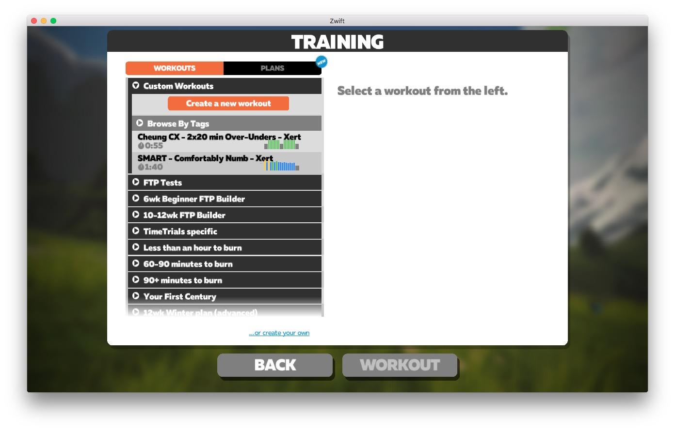 How to load Xert workouts to Zwift – Xert