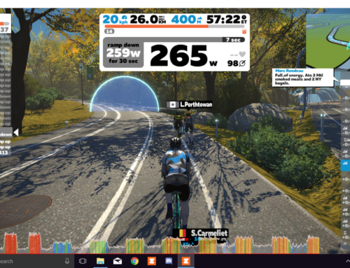 How Zwift is Changing How We Train in the Off-Season