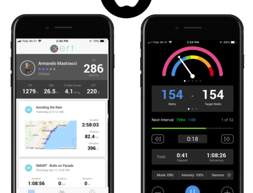 Announcing BETA Release Of New Xert 2.0 App For iOS