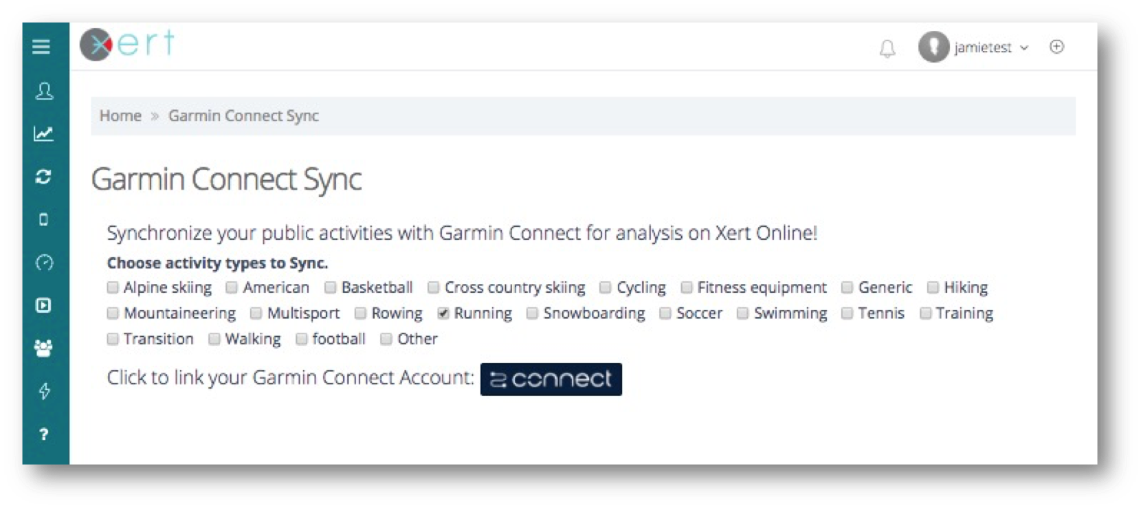 Intro 2: How to set up your Xert account for running with a