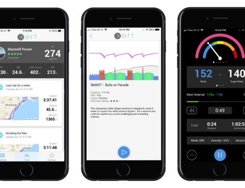 Train and Track Your Cycling Performance All In One App