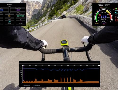 Advanced Workout Design using SMART Intervals