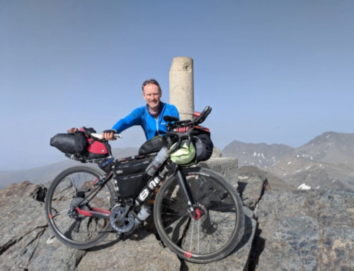 Xploits: Preparing for – and racing – the 7,390km NorthCape-Tarifa race with Chris Bennett
