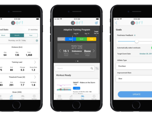 Latest Xert Player for iOS 2.1 Takes Your Training to New Levels